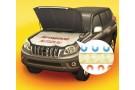Автоодеяло (утеплитель двигателя) для Kia Magentis 2 поколение Седан (2006-2008)