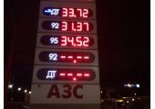 Эксперты: к концу года цена на 95 бензин перевалит за 40 рублей
