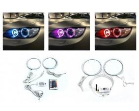 Многоцветные ангельские глазки Opel Meriva 1 поколение Минивэн (2002-2006)