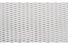 """Сетка алюминиевая """"Honey"""", удлинённая ячейка с широкими развернутыми перемычками, 120х40 cм"""