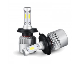 Светодиодные лампы повышенной яркости с кулером Toyota Belta XP90 Седан (2005-2008)