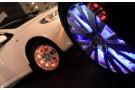 Многоцветная лента для подсветки дисков с пультом