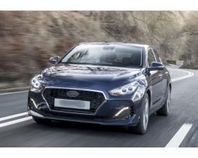Ангельские глазки на Hyundai i30 III 2017+ Лифтбек