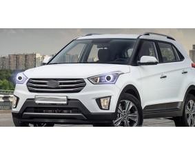 Ангельские глазки на Hyundai Creta l 2016+