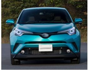 Ангельские глазки на Toyota C-HR l 2016+