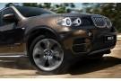 Ангельские глазки на BMW X5