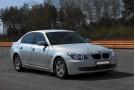 Ангельские глазки на BMW 520
