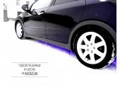 Подсветка днища автомобиля - история довольного клиента