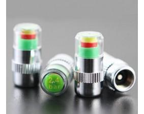 Колпачки-индикаторы давления в шинах 4 шт.