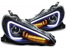 Светодиодные ходовые огни 2 в 1