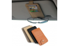 Автомобильный органайзер на козырек для хранения карт и очков мини