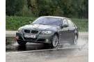 Светодиодные противотуманные фары с ангельскими глазками для BMW 3 2008-2012