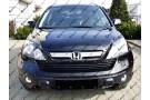 Светодиодные противотуманные фары с ангельскими глазками для Honda CR-V 3 рестайлинг (2010-2012)