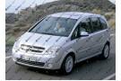 Светодиодные противотуманные фары с ангельскими глазками для Opel Meriva 1 (2003-2005)