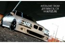 Ангельские глазки на BMW 7 серия III (E38)