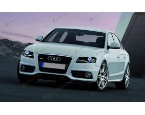 Ангельские глазки на Audi A4