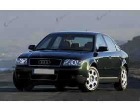 Ангельские глазки на Audi A6 C5