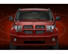 Ангельские глазки на Dodge Nitro 2007-2015