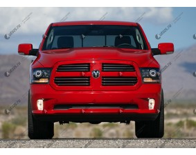 Ангельские глазки на Dodge Ram 2009-2015