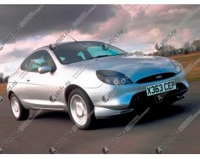 Ангельские глазки на Ford Puma 1997-2001