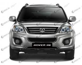 Ангельские глазки на Great Wall Hover H6
