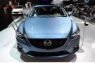 Ангельские глазки на Mazda 6