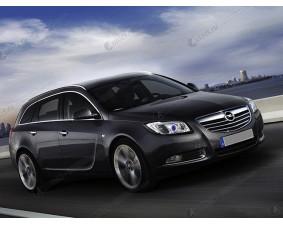 Ангельские глазки на Opel Insignia