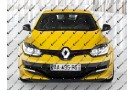 Ангельские глазки на Renault Megane RS 2013+