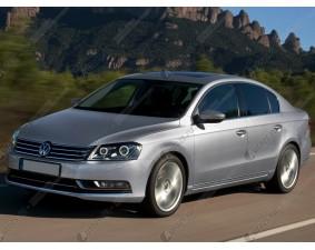 Ангельские глазки на Volkswagen Passat