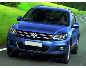 Ангельские глазки на Volkswagen Tiguan