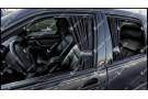 Автошторка Premium, цвет черный