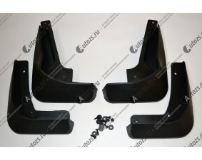 Брызговики для Ford Focus 3 2011+ седан