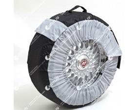 Чехлы для сезонного хранения колес - 4шт.