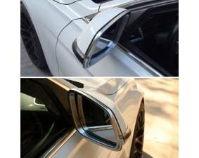 Накладки на зеркала заднего вида BMW 3 F30, F31, F34 2011+ рамка