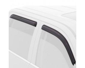 Дефлекторы боковых окон Toyota Auris II Рестайлинг Хэтчбек 5дв. (2015+)