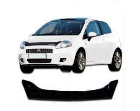 Дефлекторы капота для Fiat 500 (2007-2015)