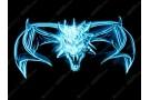 """Эквалайзер """"Дракон"""" (60x20см)"""