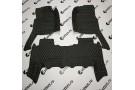 Кожаные 3D коврики Autozs Premium для Lexus LX II Рестайлинг (2002-2007)