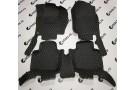Кожаные 3D коврики Autozs Premium для Toyota Venza I Рестайлинг (2013+)