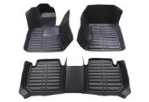 Автомобильные кожаные коврики для Nissan Almera