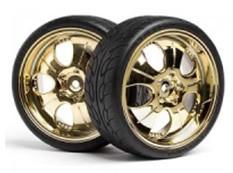 Комплектующие для колес