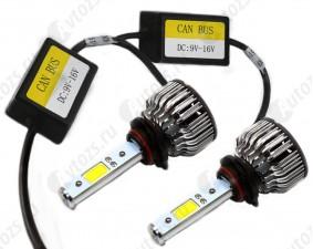 Светодиодные лампы на Chevrolet Cruze J300 Рестайлинг Седан 4-дв. (2012-2015)