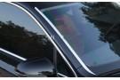 Молдинги лобового стекла Volkswagen Passat B8 2015+