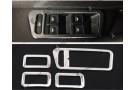 Декоративные накладки для панели стеклоподъемника Volkswagen Golf 7 2013+