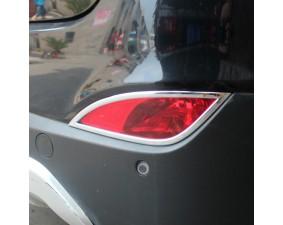 Накладки на задние ПТФ Hyundai ix35 2010+
