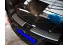 Хромированная накладка на задний борт багажника Kia Sportage 2010-2015