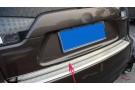 Хромированная накладка на кромку двери багажника Mitsubishi Outlander 3 2012+