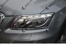 Хромированные накладки на фары Audi Q5 Typ 8R 2008-2012 A