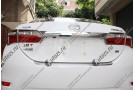 Хромированные накладки на задние фонари Toyota Corolla E160 2013+