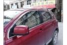 Молдинги окон Nissan Qashqai J10 2007-2014 (16 молдингов)